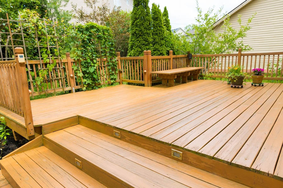 decks all around maintenance inc in kelso