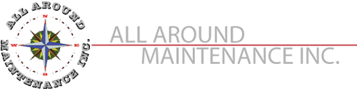 ALL AROUND MAINTENANCE INC. Logo